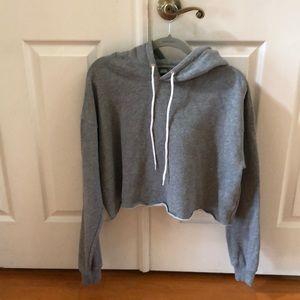 EUC. Wild Fable Cropped Sweatshirt.